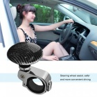 OJADE Portable Car Steering Wheel Metal Assisted Booster Ball Spin Knob