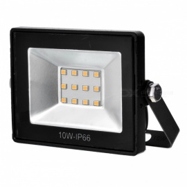 10W 900lm IP66 Waterproof Warm White/Cold White LED Floodlight (260V)
