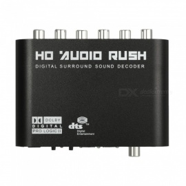 AC3-Optical-to-Stereo-Surround-Analog-HD-51-Audio-Decoder-for-Xbox