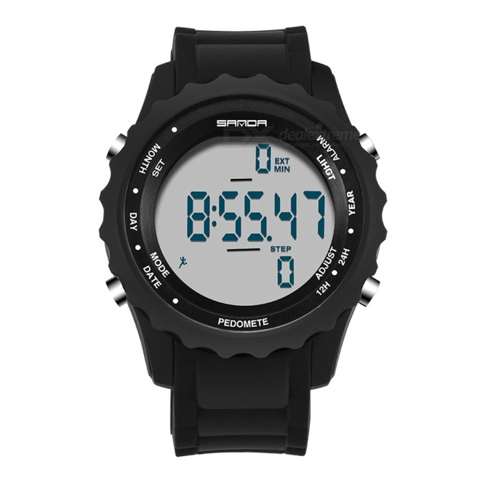 SANDA-Sports-Wrist-Watch-with-Pedometer-Computing-Step-Motion-Counting-Function