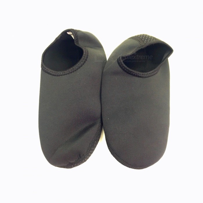 Unisex Anti-slip Anti-skid Diving Socks for Men Women - Black (L) for sale in Bitcoin, Litecoin, Ethereum, Bitcoin Cash with the best price and Free Shipping on Gipsybee.com