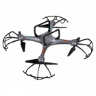 UDIR/C i350H Explorer Quadcopter Four Axis Aircraft with Barometric Fixed Height Mode - Silver Grey