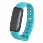 "Y02s 0.91"" Smart Bracelet with Blood Pressure Heart Rate Monitor, Step Counter - Green"