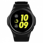 L1 Bluetooth Smart Watch with Blood Pressure Heart Rate Monitor, GPS - Black