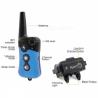 300m Rechargeable and Waterproof Dog Training Collar (US Plug)