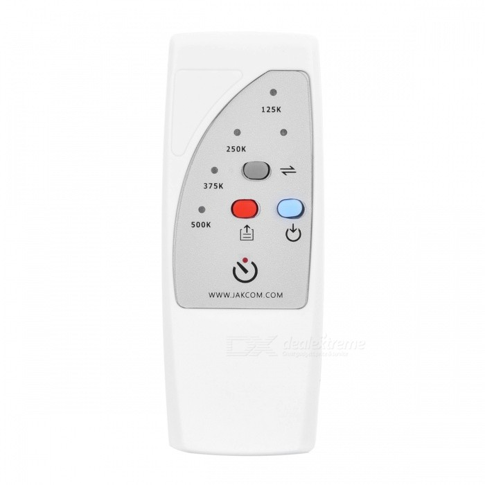 JAKCOM RDW ID Card Reader Copy 125KHz ID Card for R3 Smart Ring - White