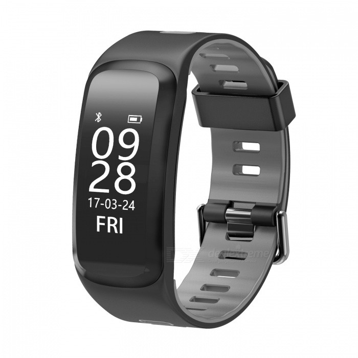 No.1 F4 IP68 Waterproof Smart Bracelet with Blood Pressure Heart Rate Monitor