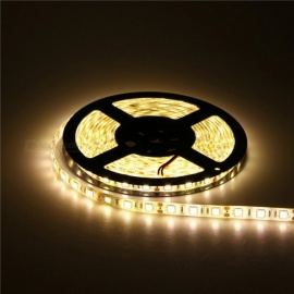 ZHAOYAO Ultrabright 90W Warm White 5054 SMD 300-LED Strip Light with Wire Connector (DC 12V)