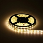 ZHAOYAO Ultrabright Waterproof 90W Warm White 5054 SMD 300-LED Strip Light with 10A US Power Charger + DC Adapter (DC 12V)