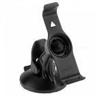 ZIQIAO Adjustable 360 Degree Rotating Car Windshield Suction Cup GPS Phone Mount Holder for Garmin Nuvi 2500 - Black