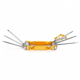 AS-60 Portable Repair Disassembling Tool Kit Screwdriver Set with Clip for IPHONE / Samsung / Xiaomi