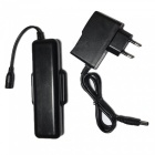 SPO-Rechargeable-4-x-18650-Spare-Battery-Pack-for-Outdoor-Cycling-Black