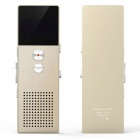 RP1-Mini-Voice-Recorder-Dual-Microphone-MP3-Recorder-Recording-Pen-with-TF-Card-Slot-Earphone-Golden-(8GB)