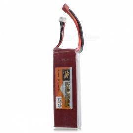 ENGPOW-148V-3300mAh-40C-Lipo-Battery-Pack-with-T-Plug-for-RC-Helicopter-Boat-Car-Toys