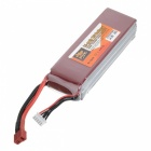 ENGPOW 14.8V 3300mAh 40C Lipo Battery Pack with T Plug for RC Helicopter, Boat, Car Toys