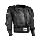 Riding-Tribe-HX-P15-Long-Sleeved-Safety-Body-Armor-Jacket-for-Outdoor-Motorcycle-Riding-Black-(XXL)