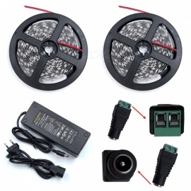 ZHAOYAO-144W-Red-Light-5050-SMD-600-LED-Strip-Light-with-10A-EU-Plug-Power-Adapter-Charger-2b-DC-Female-Connector