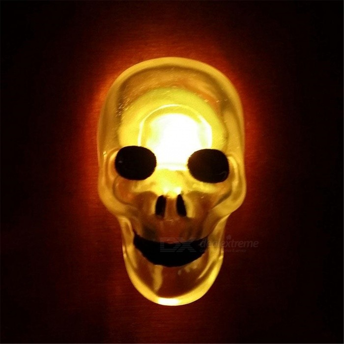 YWXLight RGB Halloween Twinkle Colorful LED Sucker Lamp for Decoration