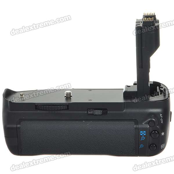Vertical External Battery Grip for Canon 7D DSLR