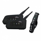 LEXIN-A4-Motorcycle-Bluetooth-Wireless-Helmet-Intercom-Interphone-Headset-for-4-Riders-(Dual-Pack)