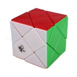 DaYan-Dino-Skewb-Speed-Cube-Smooth-Magic-Cube-Puzzles-Toys-Brain-Teaser-Educational-Toy-for-Children-Kids