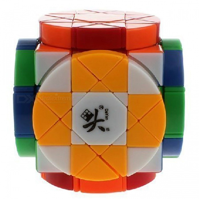 DaYan-90mm-Wheel-of-Wisdom-Smooth-Speed-Magic-Cube-Puzzle-Toy-for-Kids-Adults-Multicolor