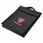 "ENGPOW Dual Layer Waterproof Security Fireproof Storage Bag (15"" x 12"" x 3"")"