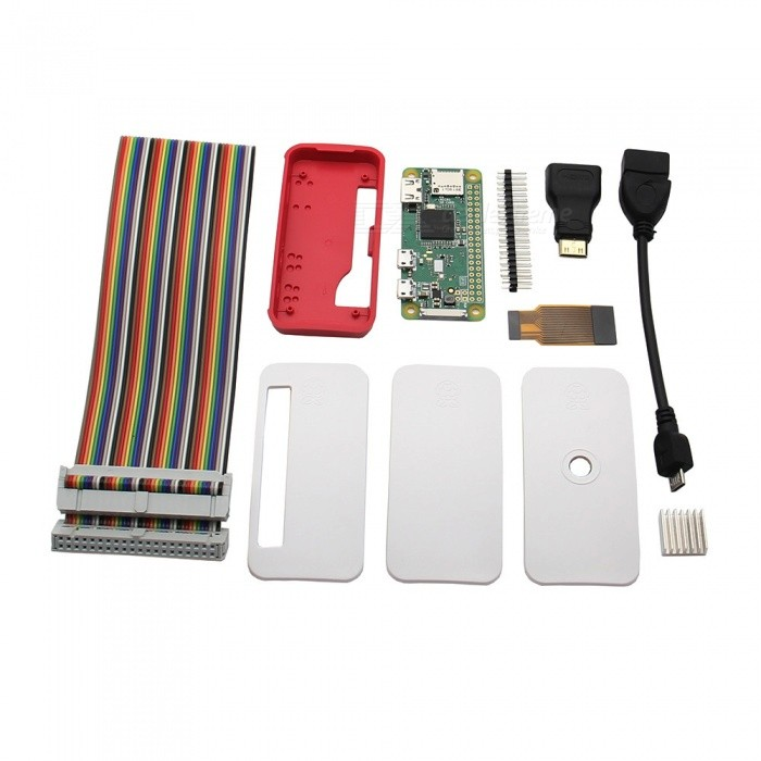Geekworm-Raspberry-Pi-Zero-W-7-in-1-Ultimate-Starter-Kit-(Raspberry-Pi-Zero-W-Included)