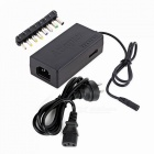 8-in-1-96W-Universal-AC-Power-Adapter-for-Notebook-Black-AU-Plug