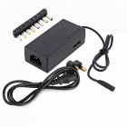 8-in-1-96W-Universal-AC-Power-Adapter-for-Notebook-Black-UK-Plug