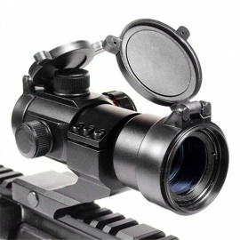 Portable-M3-1X-30mm-Tactical-RedGreen-Dot-Laser-Sight-Scope-Black