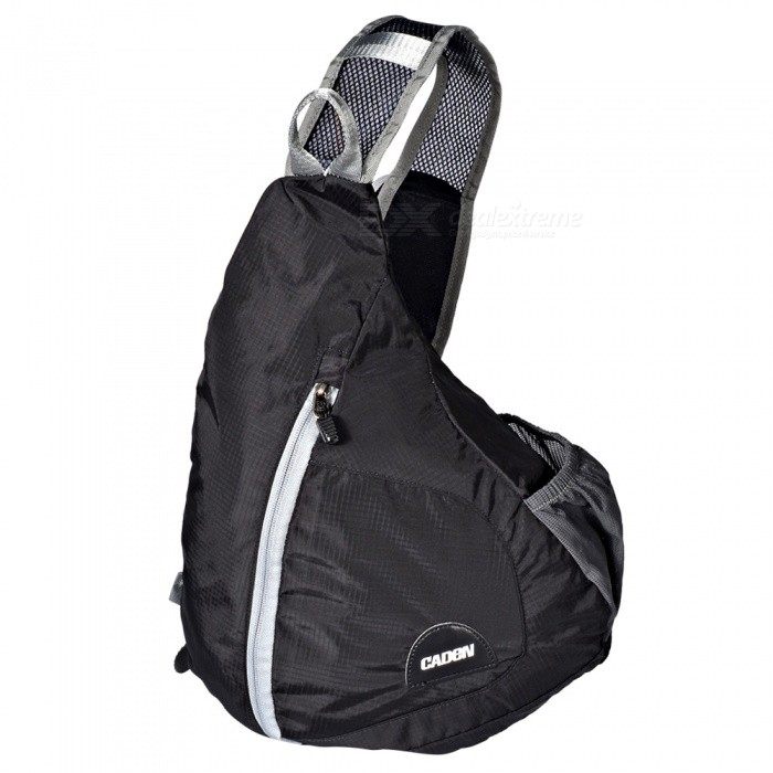 CADEN H5 Outdoor Foldable Water Resistant Shoulder Bag - BlackForm  ColorBlackBrandOthers,Others,CADENModelH5Quantity1 DX.PCM.Model.AttributeModel.UnitMaterialNylonTypeHiking &amp; CampingGear Capacity15 DX.PCM.Model.AttributeModel.UnitCapacity Range0L~20LFrame TypeExternalNumber of exterior pockets3Raincover includedNoBest UseSwimming,Running,Climbing,Family &amp; car camping,Mountaineering,Travel,CyclingTypeHiking DaypacksPacking List1 x Backpack<br>