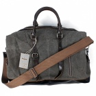 Oversized-Foldable-Canvas-Leather-Luggage-Handbag-Tote-Bag-for-Travel-Outdoor-Black-(L)
