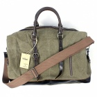 Oversized-Foldable-Canvas-Leather-Luggage-Handbag-Tote-Bag-for-Travel-Outdoor-Army-Green-(L)