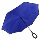 C-Handle-Double-Layer-Windproof-Inverted-Reverse-Travel-Umbrella-for-Car-and-Outdoor-Use-Blue-2b-Black
