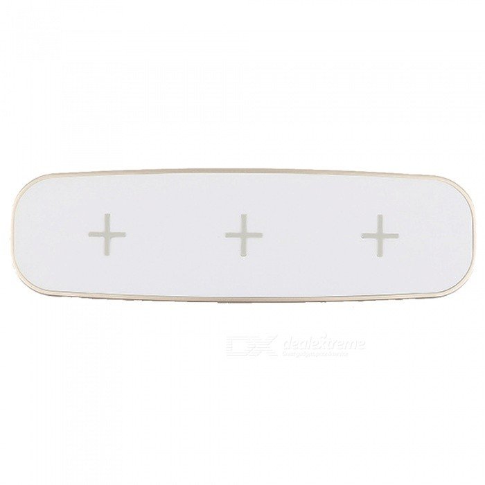 Wireless | Charger | Three | White