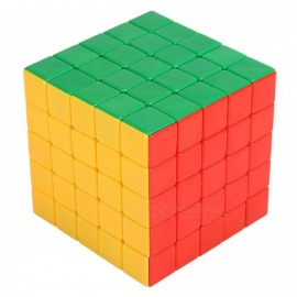 QiYi-HeiManBa-Speed-Cube-5x5-Smooth-Magic-Cube-Puzzles-Toy-63mm