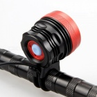ZHAOYAO Outdoor Ultrabright Bicycle Bike XM-L2 T6 8-LED Headlight Headlamp - Red + Black