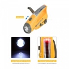 XLN-288DUS Solar Powered Emergency Flashlight for Outdoor, Home, Office, 500mAh Power Bank