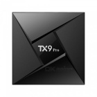 TX9 Pro Amlogic Octa-Core DDR3 Bluetooth V4.1 Wi-Fi Android 7.1 Set Top Box with 3GB RAM, 32GB ROM (US Plug)