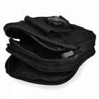 "Waterproof Oxford Tactical Molle Waist Belt Bag for 5.5"" / 6"" Phone - Black"