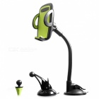 3-in-1 Car Holder Cradle Universal Air Vent Dashboard Windshield Mount for IPHONE Android Mobile Phones - Green