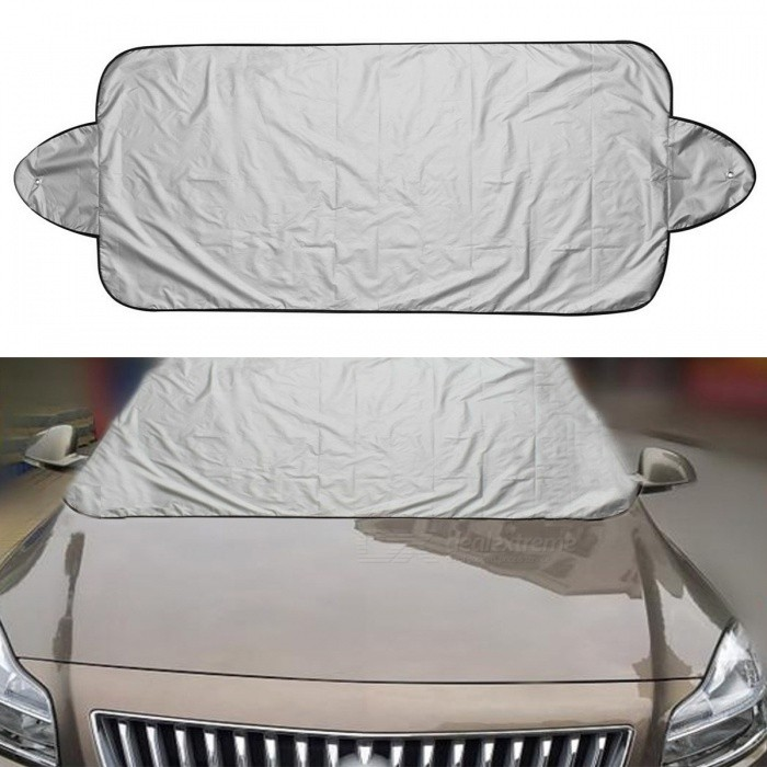 Car Windshield Cover Protector Prevent Snow Ice Dust Frost Freezing Sun Shade