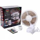 BRG High Quanlity 5m Waterproof IP65 150-LED SMD5050 RGB LED Light Strip Kit
