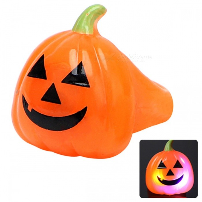 YWXLight Halloween Bar Dance Props LED Glow Ghost Pumpkin RingLED Nightlights<br>Form  ColorPumpkinMaterialPCQuantity1 DX.PCM.Model.AttributeModel.UnitPower1WRated VoltageOthers,DC 5 DX.PCM.Model.AttributeModel.UnitColor BINRGBChip BrandOthersEmitter TypeLEDTotal Emitters1Theoretical Lumens100-200 DX.PCM.Model.AttributeModel.UnitActual Lumens50 DX.PCM.Model.AttributeModel.UnitColor Temperature12000K,OthersDimmableNoBeam Angle180 DX.PCM.Model.AttributeModel.UnitInstallation TypeOthersPacking List1 x YWXLight Finger Light<br>