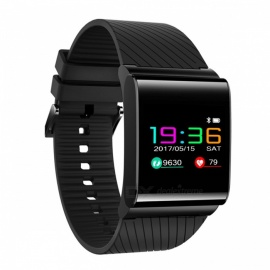 DMDG-Waterproof-095-Inch-Colour-Screen-Bluetooth-V40-Smart-Sports-Wristband-Watch-with-Blood-Pressure-Heart-Rate-Monitor