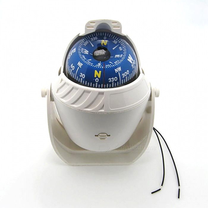 Outdoor-Electronic-Vehicle-Car-Navigation-Sea-Marine-Boat-Ship-Digital-Compass-New-ABS-LED-Light-for-Camping-Hiking