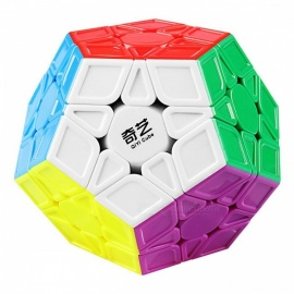 QiYi-QiHeng-95mm-Megaminx-Smooth-Speed-Magic-Cube-Puzzle-Toy-for-Kids-Adults-Multicolor
