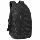 DTBG-D8127W-Water-Resistant-Womens-Laptop-Backpack-for-156-Inches-Laptop-Notebook-2-in-1-Tablet-White-Dots