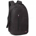 DTBG-D8127W-Water-Resistant-Womens-Laptop-Backpack-for-156-Inches-Laptop-Notebook-2-in-1-Tablet-Pink-Dots